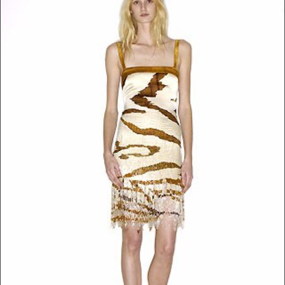 8c15b6ccbf09 Roberto Cavalli Dresses | Couture Evening Dress Orig 4500 | Poshmark
